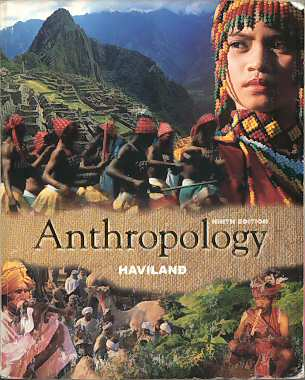 Anthropology by William Haviland
