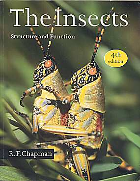 The Insects: Structure and Function by Chapman